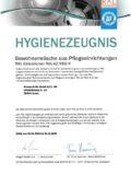 Hygienezeugnis